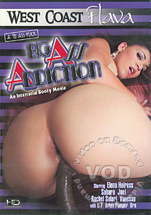 Big Ass Addiction Box Cover