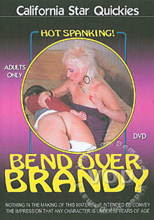 Bend Over Brandy Box Cover