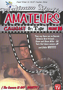 Amateurs Caught On Tape Volume 16 Box Cover
