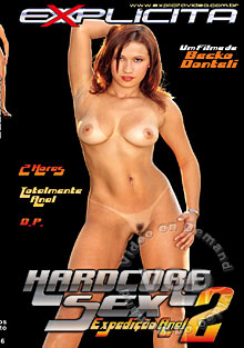 Hardcore Sex 2 Box Cover