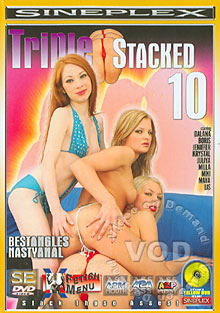 Triple Stacked 10 Box Cover