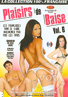 Plaisirs De Baise 6 Box Cover