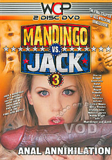 Mandingo Vs. Jack 3 - Anal Annihilation (Disc 2) Box Cover