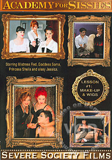 Academy For Sissies - Lesson #1: Make-Up & Wigs Box Cover