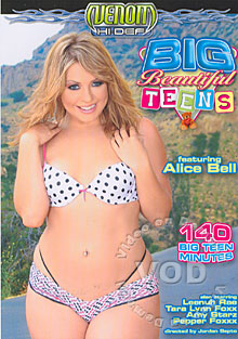 Big Beautiful Teens Box Cover