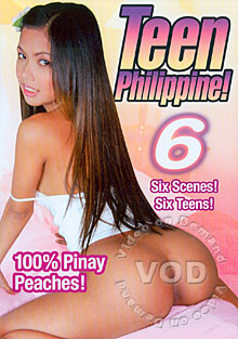Teen Philippine! 6 Box Cover