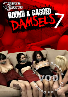 Bound & Gagged Damsels 7