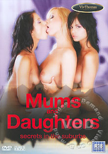 Mums And Daughters - Secrets In The Suburbs Box Cover