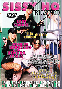 Sissy Ho: Busted Box Cover