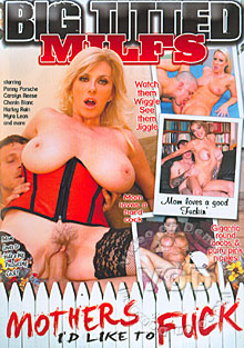 Big Titted MILFs Box Cover