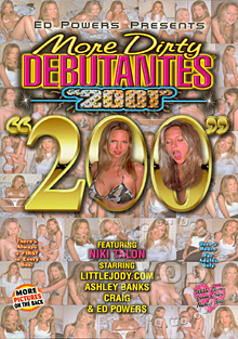 More Dirty Debutantes Volume 200 Box Cover