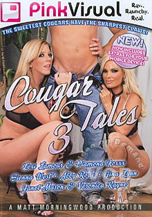 Cougar Tales 3 Box Cover