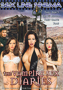 The Vampire Sex Diaries Box Cover