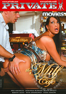 The MILF Cafe Box Cover