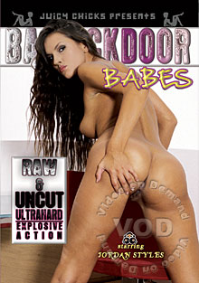 Backdoor Babes Box Cover