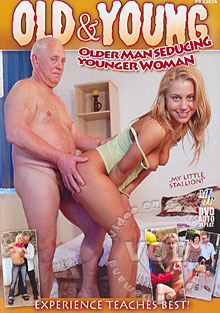 Old & Young - Older Man Seducing Younger Woman Box Cover