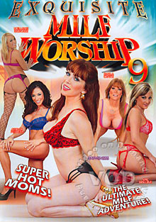 MILF Worship 9 Box Cover