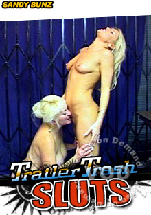 Trailer Trash Sluts Box Cover