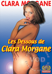 The Panties of Clara Morgane Box Cover