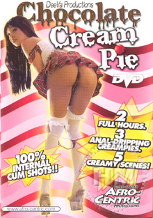Chocolate Cream Pie Box Cover