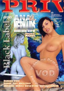 Anal Mermaids Box Cover