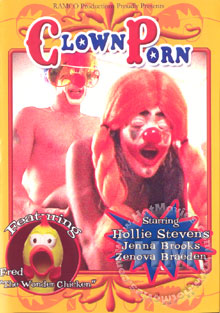 Clown Porn Box Cover