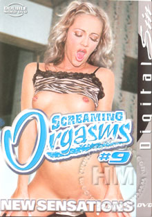 Screaming Orgasms #9 Box Cover