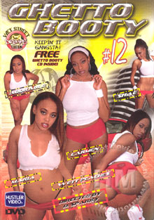 Ghetto Booty #12 Box Cover