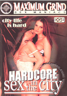 Hardcore Sex In The City Box Cover