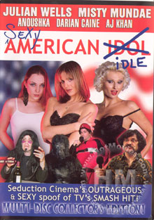 Sexy American Idle Box Cover