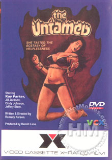 The Untamed Box Cover