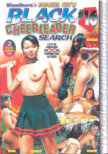 Inner City Black Cheerleader Search #16 Box Cover