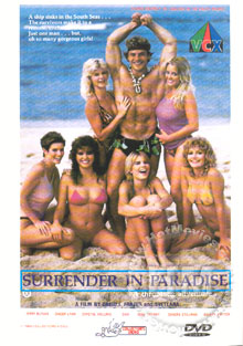 Surrender In Paradise Box Cover