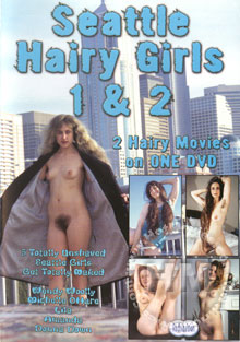 Seattle Hairy Girls 1 Box Cover