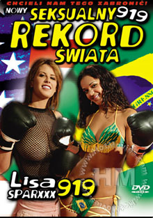 Seksualny Rekord Swiata (The World's Biggest Gangbang 2004) Box Cover