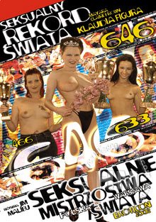 Seksualny Rekord Swiata 2002 - The World's Biggest Gangbang 2002 Box Cover