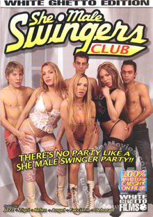 She Male Swingers Club Box Cover