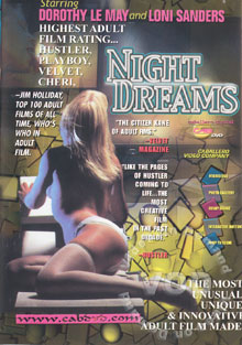 Night Dreams Box Cover