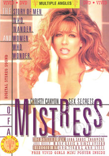 Sex Secrets Of A Mistress Box Cover