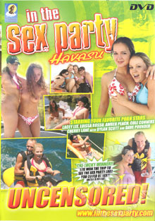 In The Sex Party - Havasu Box Cover