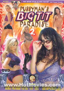 Pussyman's Big Tit Paradise 2 Box Cover