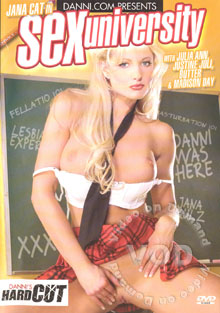 Sex University Box Cover