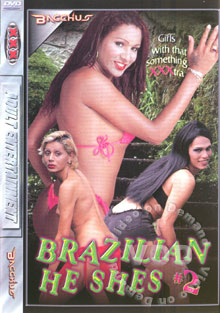 Brazilian He Shes #2 Box Cover
