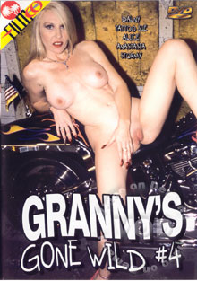 Grannys Gone Wild #4 Box Cover