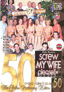 Screw My Wife Please!! 50: The Golden Anniversary Edition Box Cover