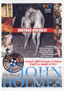 The Best Of John Holmes Box Cover