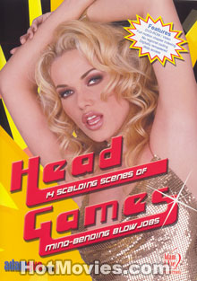 Head Games Box Cover