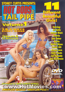 Hot Bods & Tail Pipe Volume 1 Box Cover