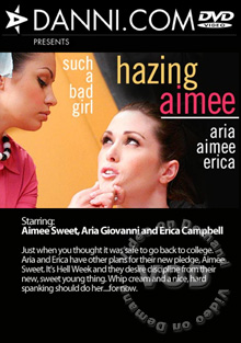Hazing Aimee Box Cover