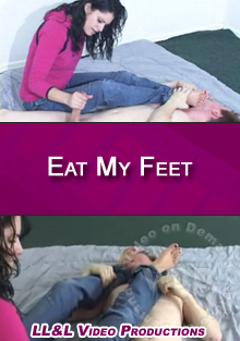 Eat My Feet Box Cover